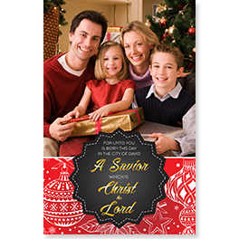 christmas religious cards - Personalized Religious Christmas Cards